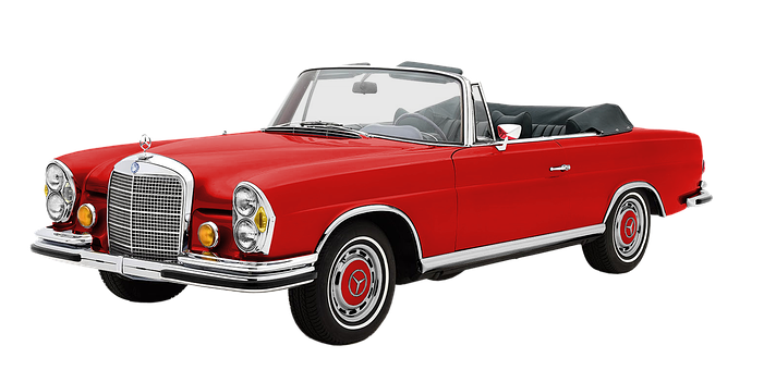 Mercedes Benz, 300se, Cabriolet, 60 Mhz Years, Autos