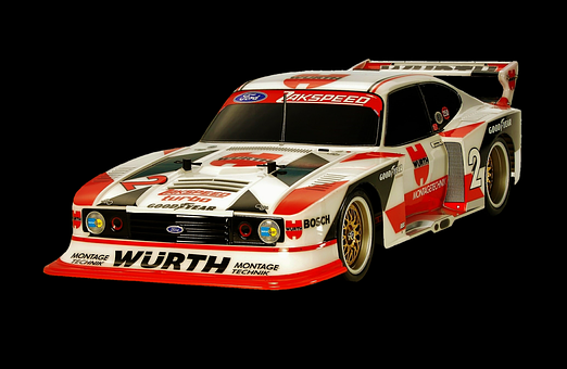 Model Car, Ford, Capri, Ford Capri, Dtm, Model, Auto