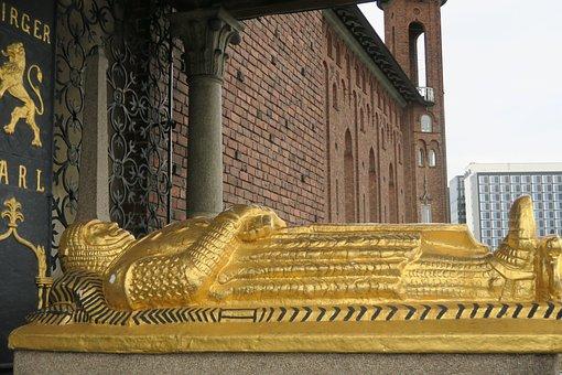 Stockholm, Sweden, Tomb