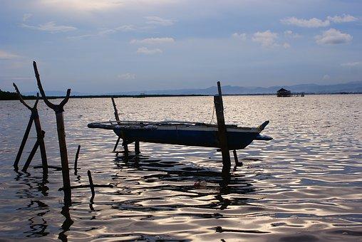 Fishing Boat, Sea, Horizon, Fishing, Boat, Water, Ocean