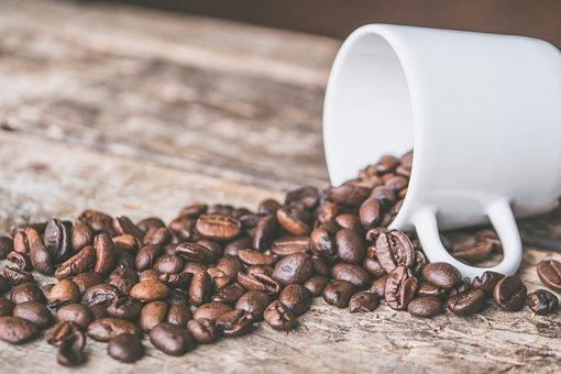 Background, Bean, Black Coffee, Breakfast, Caffeine