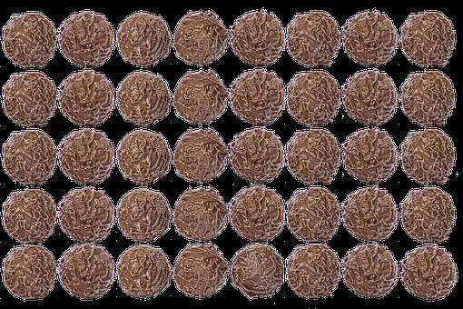Chocolate, Chocolate Balls, Truffle, Butter Truffle