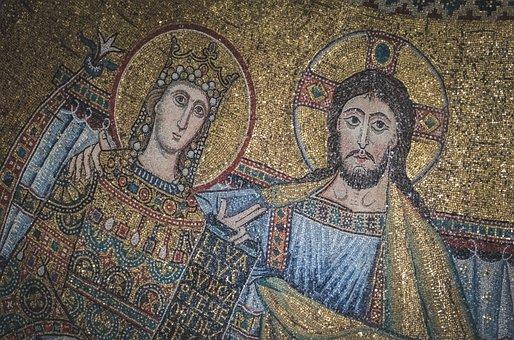 Religion, Jesus, Mosaic, Christ, Christian, Faith