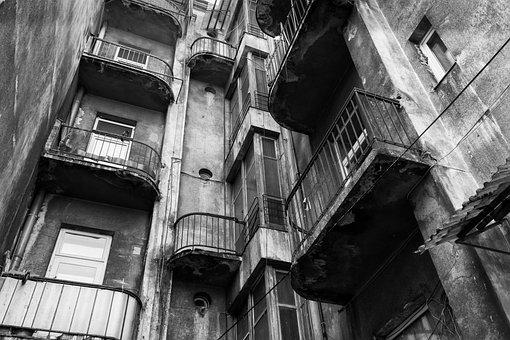 Kamienica, Building, Czaro White, Architecture