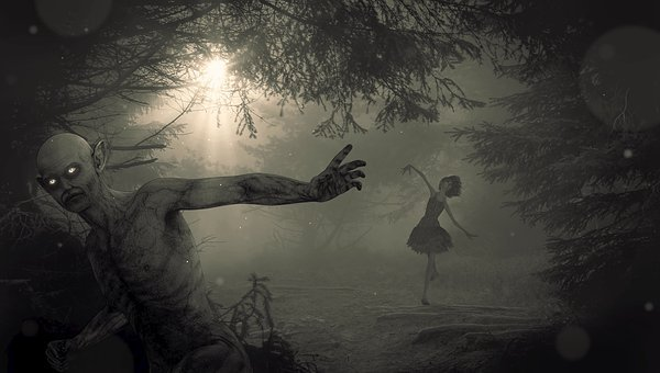 Fantasy, Dark, Creepy, Mystical, Weird, Mysterious