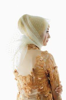 Women, Hijab, Model, Gorgeous, Make Up