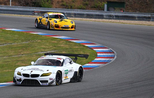 Brno, Gt, Bmw, Porsche, Racing, Race Track, Circuit