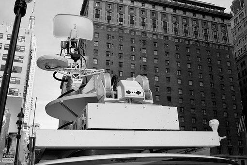 Television, Live Broadcast Antenna