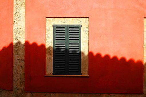 Shadow, Window, Abstract, Architecture, Exterior