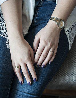 Hands, Woman, Nails, Hand, The Hand, Girl, Body, Beauty