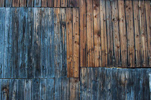 The Background, Boards, Wood, Texture, Wooden