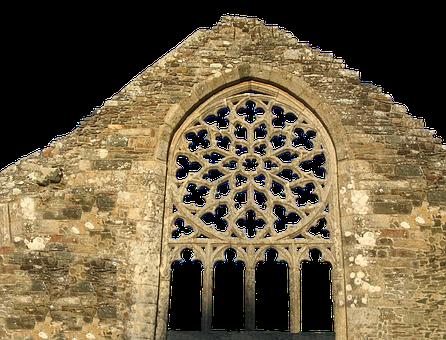 Window, Church, Monastery, Church Window, Old Window
