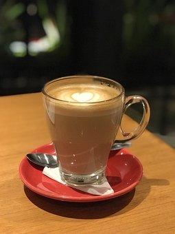 Coffee, Drink, Cup, Espresso, Cappuccino, Dawn