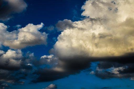 Sky, Clouds, Autumn, Weather, Cloudscape, Meteorology