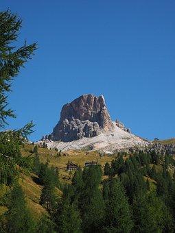 Monte Averau, Mountain, Mountain Group