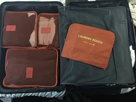Organized Travel, Packing, Organization, Packing Cubes