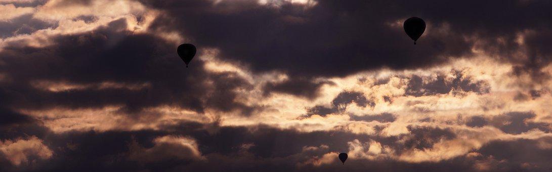 Hot Air Balloon, Aviation, Balloon, Fly, Sky