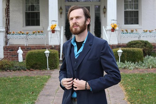 Business, Man, Young, Suit, Success