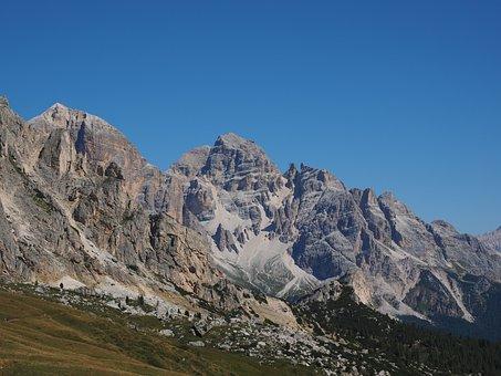Mountains, Mountain Group, Tofana Di Rozes