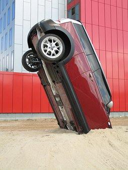 Auto, Sand, Vehicle, Mature, Offroad, Red, Automotive