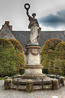 Monument, War Memorial, Stone, Commemorate, World War
