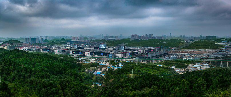 Guizhou, Guiyang, Guiyang Southwest Trade City