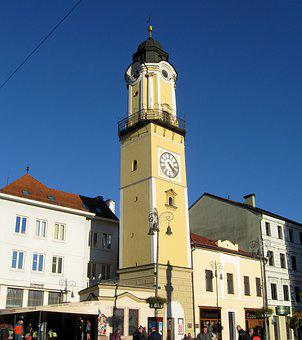 Highlands, Banska Bystrica, Tower, Hour S