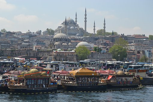 Istanbul, Fish Bread, Throat