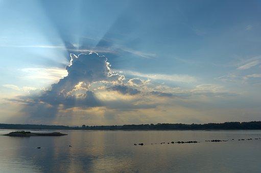 Cloud, Sun, Jiang