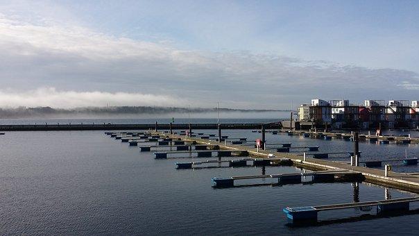 Port, Marina, Water, Ships, Boats, Maritime