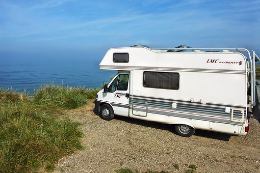 Mobile Home, Beach, Holiday, Camping, Camping Holidays