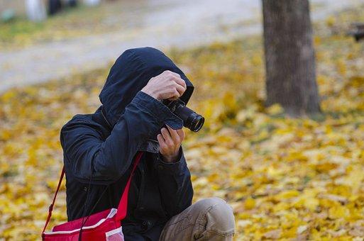 Photographer, Process, Photograph, Work, Act, Autumn