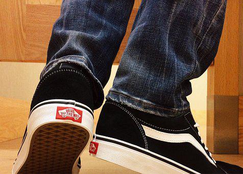 Sneakers, Shoes, Vans, Fashion, Footwear