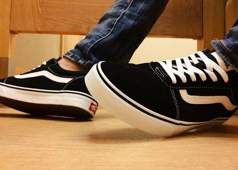 Sneakers, Shoes, Vans, Fashion, Footwear