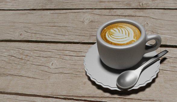 Coffee, Caffeine, The Drink, Teacup, Porcelain