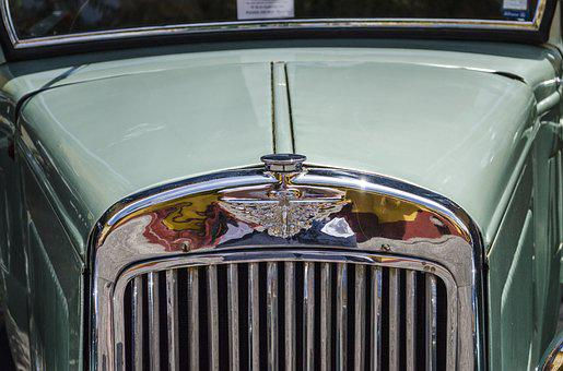 Car, Old, Retro Car, Antique Auto, The Vehicle, Auto