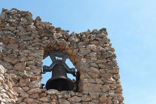 Bell, Tower, Church, Old, Architecture, Historical