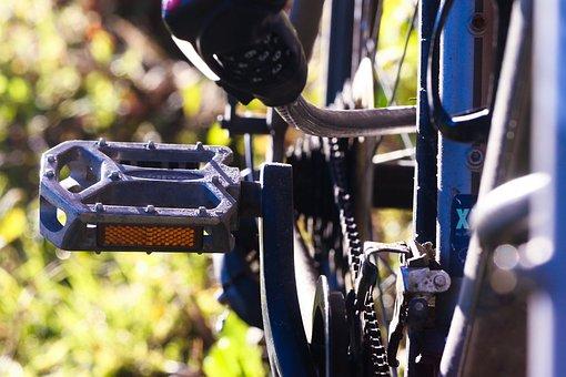 Pedal, Bike, Cycle, Bicycle, Green