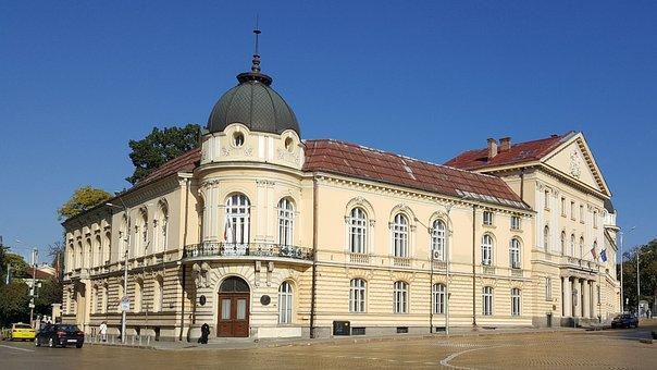 Sofia, Bulgaria, Academy Of Science, Building
