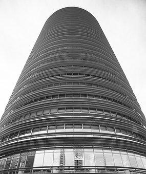 Building, Architecture, Skyscraper, Window, City