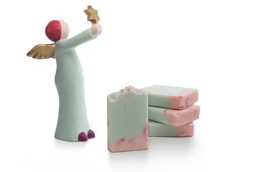 Natural Soap, Soap, Body Care, Beautiful, Decoration