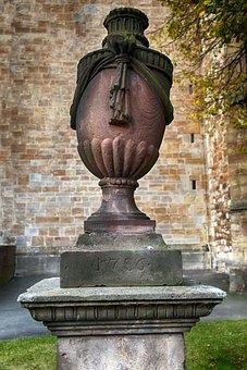 Stone, Memorial Stone, Old, Monument, Commemorate