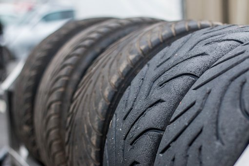 Tire, Wheels, Car, Automobile, Rubber, Service, Black