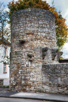 Tower, Old, Towers, Historically, Building, Stone