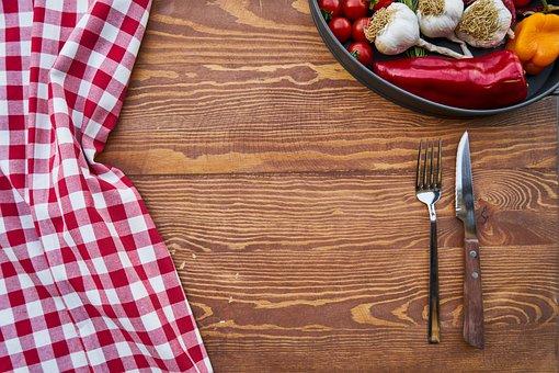 Food, Vegetables, Mushrooms, Pepper, Mushroom, Onion