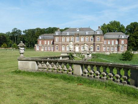North Churches, Münsterland, Castle, Palace