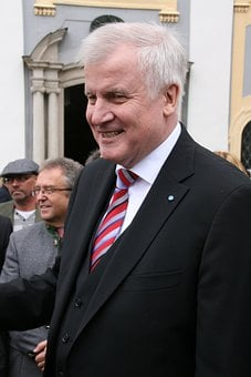 Horst Seehofer, Csu, Prime Minister, Politician, Policy