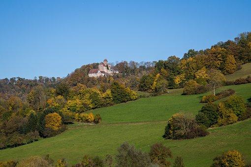 Castle Pet Mountain, Künzelsau, Stone Churches