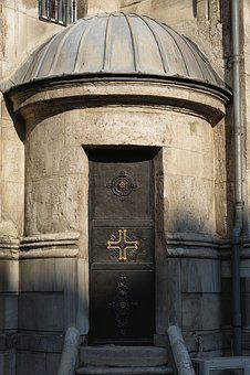Cliche, Cross, Worship, Religion, Prayer, Building