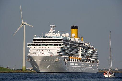 Costa Luminosa, Costa Lines, Cruise, Cruiseship
